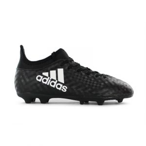 Fitness Mania - adidas Kids X 16.3 FG Core Black / White