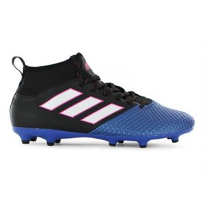 Fitness Mania - adidas Mens ACE 17.3 Primemesh FG Core Black / Blue