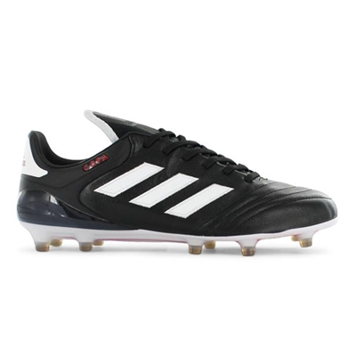 Fitness Mania – adidas Mens COPA 17.1 FG Core Black / White