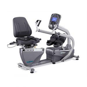 Fitness Mania - Spirit MS300 Semi Recumbent Total Body Stepper - SPT0056