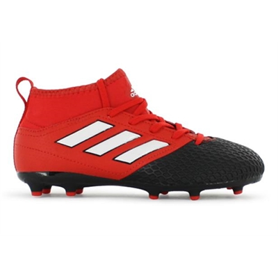 Fitness Mania – adidas Kids ACE 17.3 FG Red / White / Black