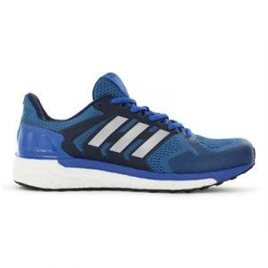 Fitness Mania - adidas Mens Supernova ST Blue / Silver
