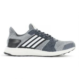Fitness Mania - adidas Mens Ultra Boost ST Grey / White