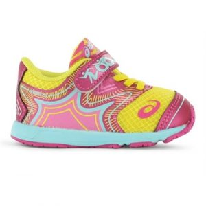 Fitness Mania - ASICS Kids GEL-Noosa Tri 12 TS Toddler Pink / Yellow