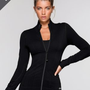 Fitness Mania - Action Seamless Zip Through