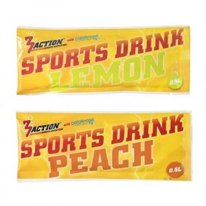 Fitness Mania - 3Action Sports Drink 30g (1 Portion)