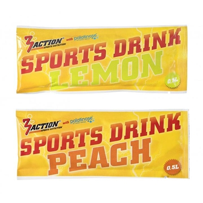 Fitness Mania – 3Action Sports Drink 30g (1 Portion)