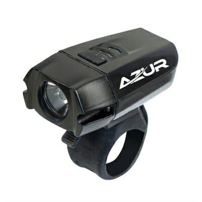 Fitness Mania – Azur 400 Lumen USB Head Light