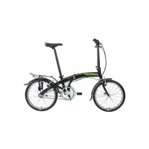 "Fitness Mania - Dahon Curve i3 20"" Obsidian Folding Bike"