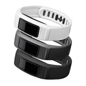 Fitness Mania - Garmin Accessory Bands vivofit 2 Neutral Blk/Slate/White