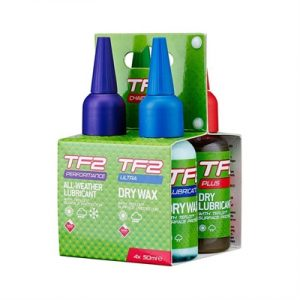 Fitness Mania - Weldtite TF2 Lubricant Mixed Pack 4 x 50ml