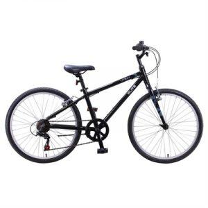 Fitness Mania - XDS X Lite 24 7 Speed Kids Bike(B)-Black