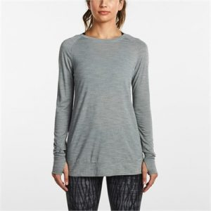 Fitness Mania - Saucony - Carefree Long Sleeve Top
