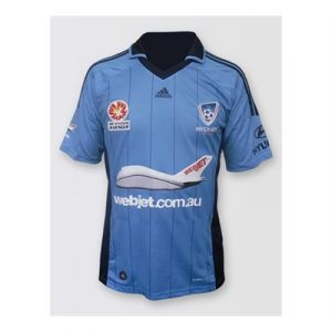 Fitness Mania - Adidas Sydney FC Home Jersey Mens