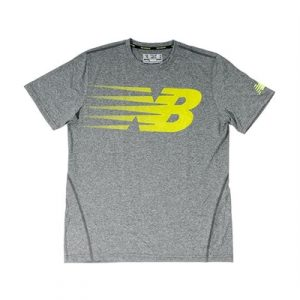 Fitness Mania - New Balance Elite Logo Tee Mens