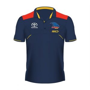 Fitness Mania - Adelaide Crows Performance Polo 2017