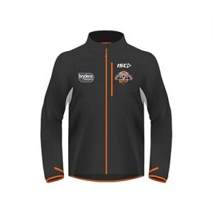 Fitness Mania - Wests Tigers Running Jacket 2017