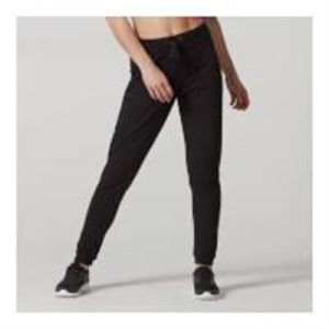 Fitness Mania - Superlite Slim Fit Joggers - Black - XL
