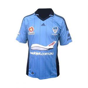 Fitness Mania - Adidas Sydney FC Home Jersey Boys