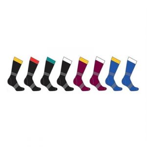 Fitness Mania - Steeden Two Colours Performance Socks