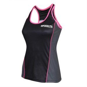 Fitness Mania - Pixelite Performance Women's Running Singlet