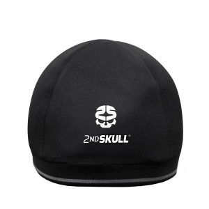 Fitness Mania - 2nd Skull Head Injury Protective Cap - Black