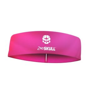 Fitness Mania - 2nd Skull Head Injury Protective Headband - Pink