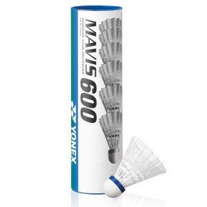 Fitness Mania - Yonex Mavis 600 Blue Nylon Badminton Shuttlecocks - Blue