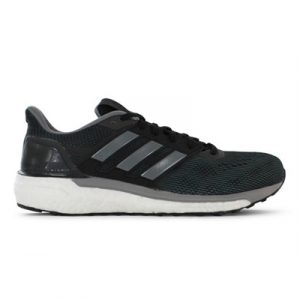 Fitness Mania - adidas Mens Supernova Core Black / Grey Three