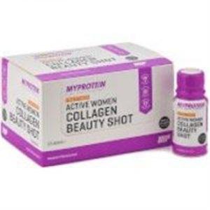 Fitness Mania - Active Women Collagen Beauty Shot - 12 x 60ml - Bottle - Fruity Twist