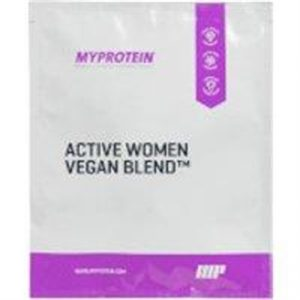 Fitness Mania - Active Women Vegan Blend™ (Sample) - 25g - Pouch - Pineapple & Coconut