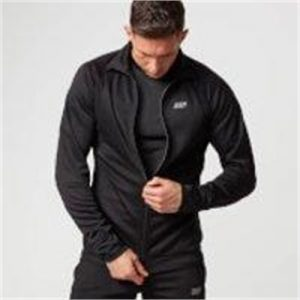 Fitness Mania - Strike Football Jacket - XXL - Black
