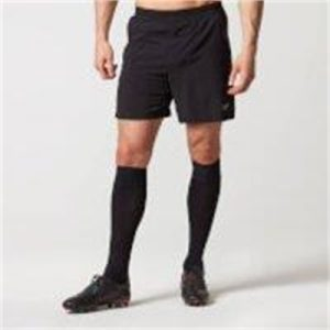 Fitness Mania - Strike Football Shorts - S - Navy
