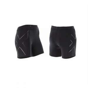 Fitness Mania - 2XU Compression 5 Inch Shorts Womens