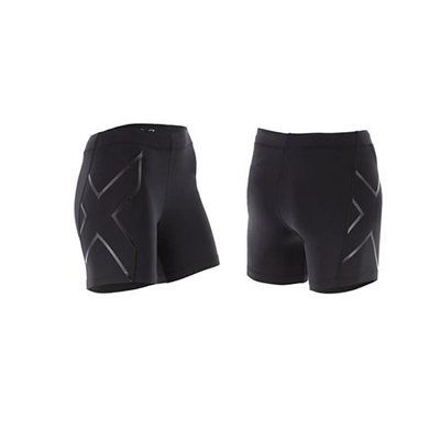 Fitness Mania – 2XU Compression 5 Inch Shorts Womens