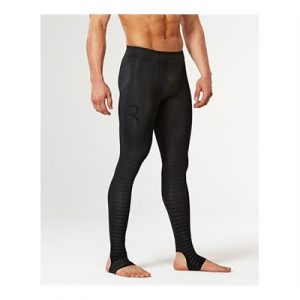 Fitness Mania - 2XU Power Recovery Compression Tights Mens