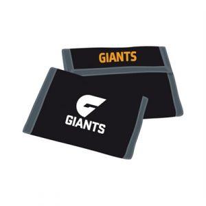 Fitness Mania - Greater Western Sydney Giants Velcro Wallet