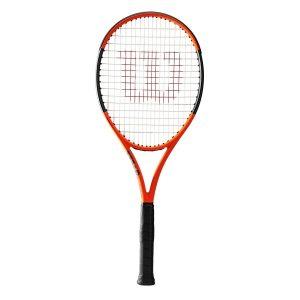 Fitness Mania - Wilson Burn 100LS Reverse Tennis Racquet