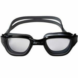 Fitness Mania - Zone3 Attack Swimming Goggles - Photochromatic - Black/Gun Metal