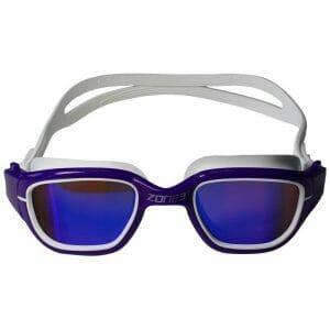 Fitness Mania - Zone3 Attack Swimming Goggles - Polarised - Purple