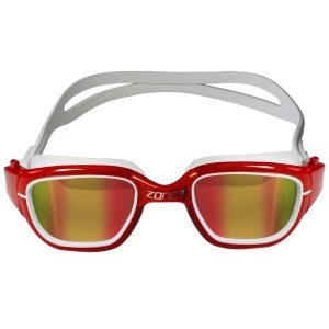 Fitness Mania - Zone3 Attack Swimming Goggles - Polarised - Red