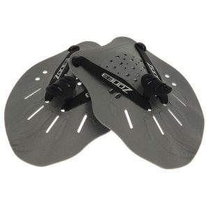 Fitness Mania - Zone3 Swimming Hand Paddles - Silver