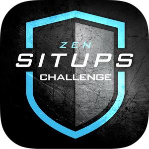 Health & Fitness - 0-200 Situps Trainer Challenge - Zen Labs