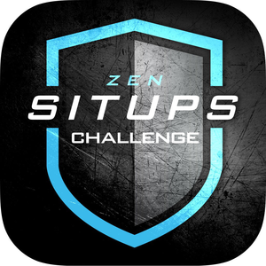Health & Fitness – 0-200 Situps Trainer Challenge – Zen Labs