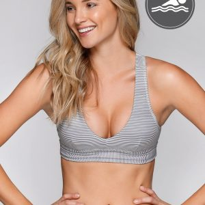 Fitness Mania - Amped Swim Active Sports Bra