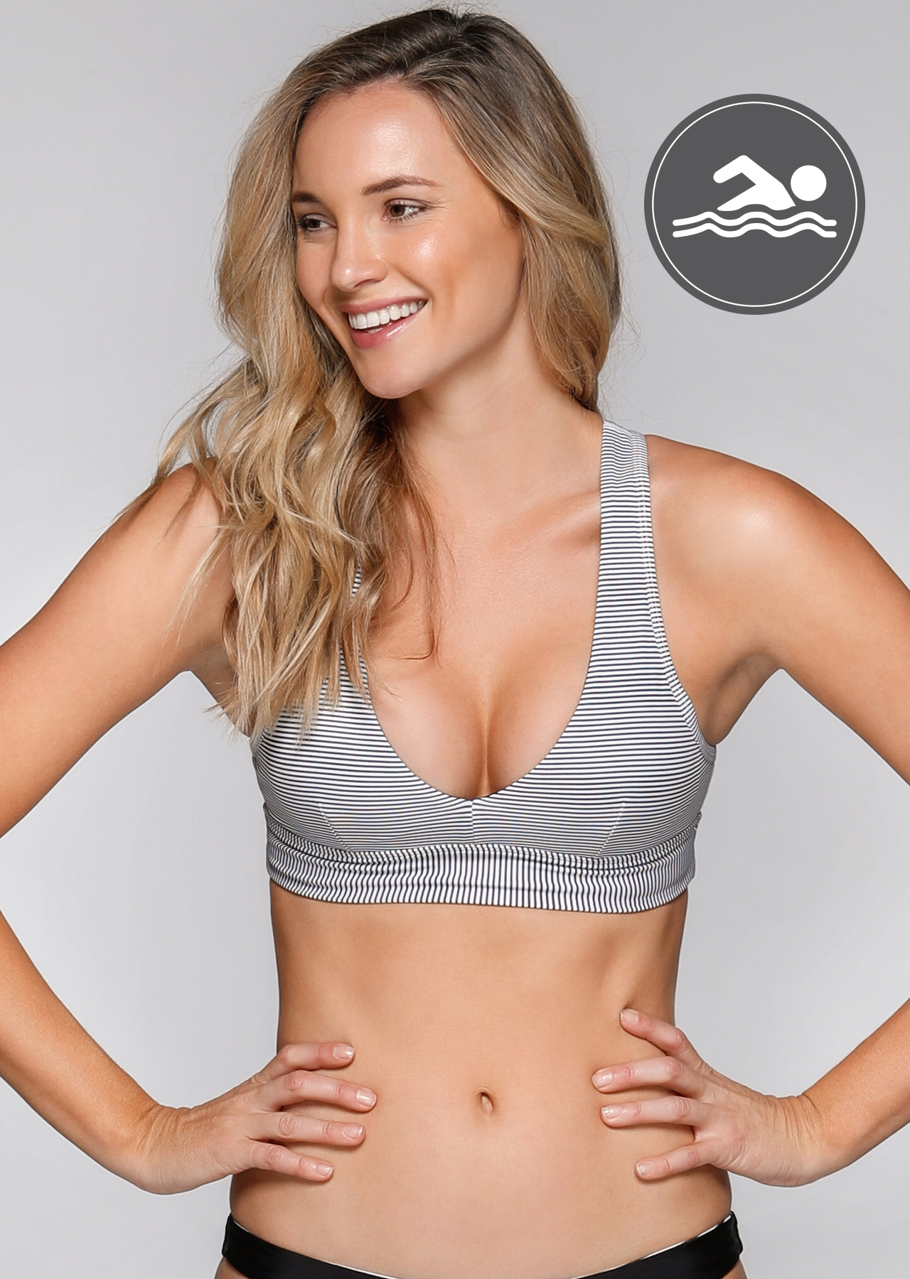Fitness Mania – Amped Swim Active Sports Bra
