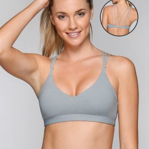 Fitness Mania - Breathe Deep Yoga Bra