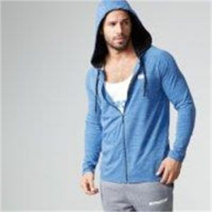 Fitness Mania - Performance Zip-Top - XL - Blue