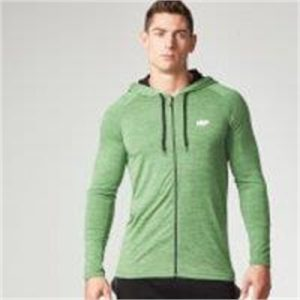Fitness Mania - Performance Zip-Top - XXL - Green