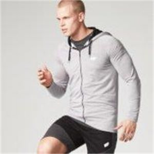 Fitness Mania - Performance Zip-Top - XXL - Grey